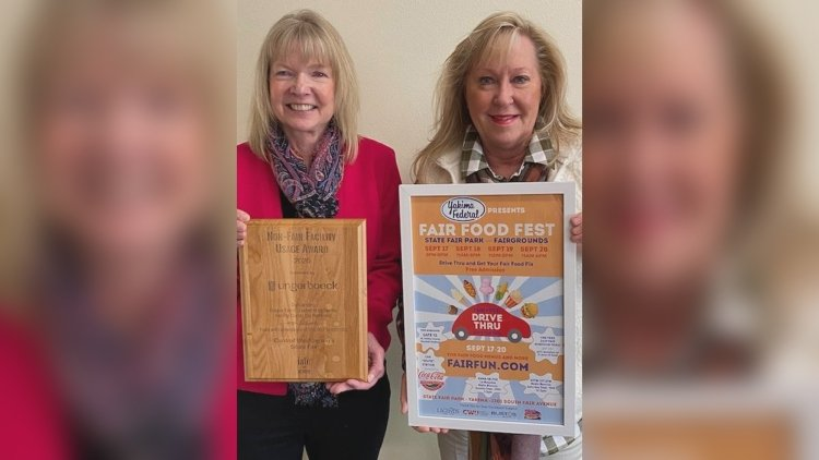 Fair Food Fest Yakima Award