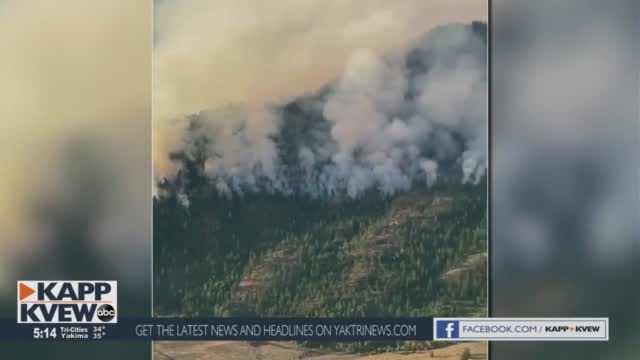 Commissioner Franz Discusses Wildfire Bill With Kapp Kvew