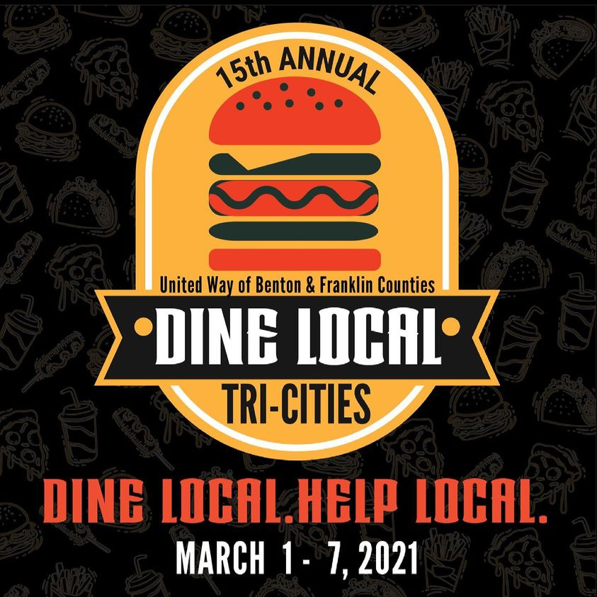 Dine Local Week TC flyer