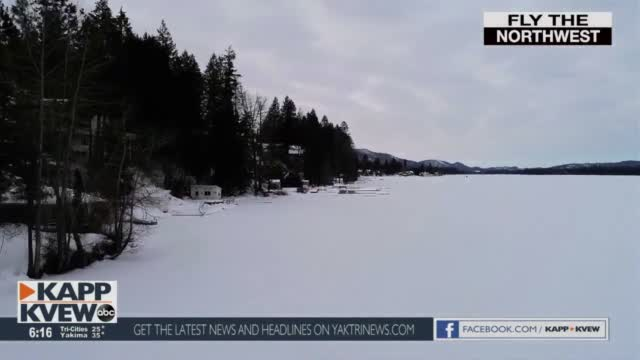 Fly The Northwest Ice Fishing