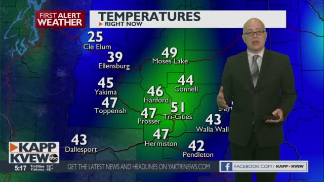 First Alert Forecast Tuesday February 23rd