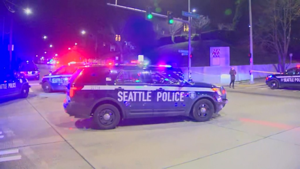Officer involved shooting Seattle