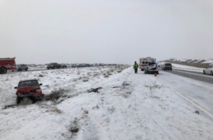 266 crashes reported since Friday in Tri-Cities