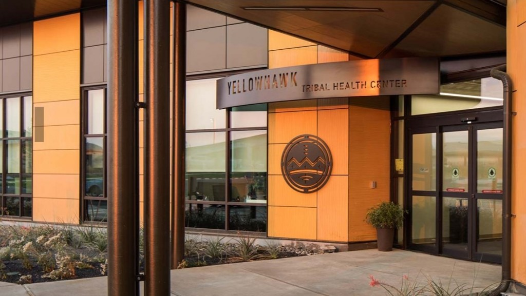 Yellowhawk Tribal Health Center serves Confederated Tribes of the Umatilla Indian Reservation