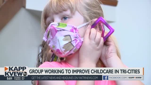 Advocacy Group Aims To Improve Childcare In Benton And Franklin Counties