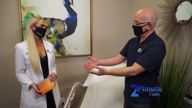 2 Minute Take New U Women's Clinic And Aesthetics Hereditary Cancer Therapy