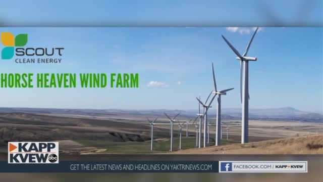 Meeting Over Controversial Horse Heaven Wind Farm