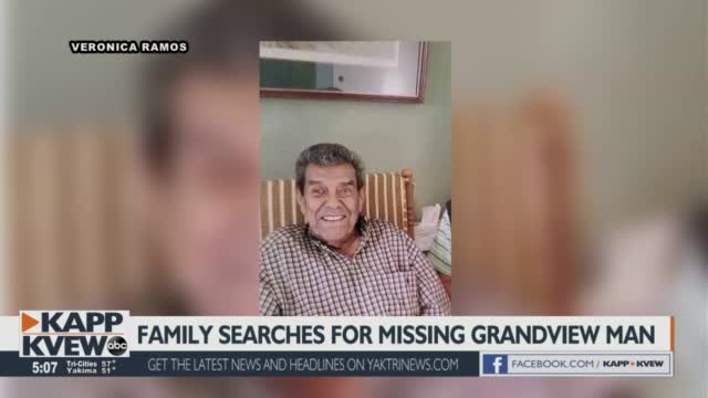 Prosser Family Searches For Eddie Jasso, Last Seen In Grandview