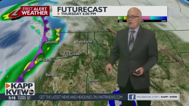 First Alert Forecast Thursday March 4th