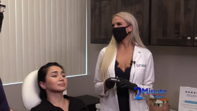 2 Minute Take New U Women's Clinic And Aesthetics Derma Fillers
