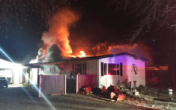 House fire in Kennewick likely started by cigarette or lighter
