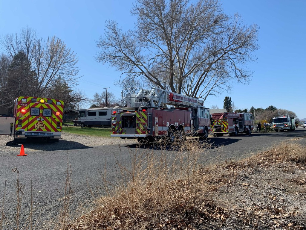 Kennewick Residential Fire
