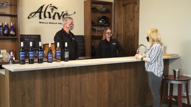 100% Chance Of Wine: Aluve Winery