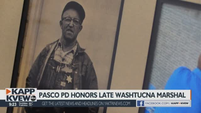 Washtucna Town Marshal Remembered 60 Years After His Death
