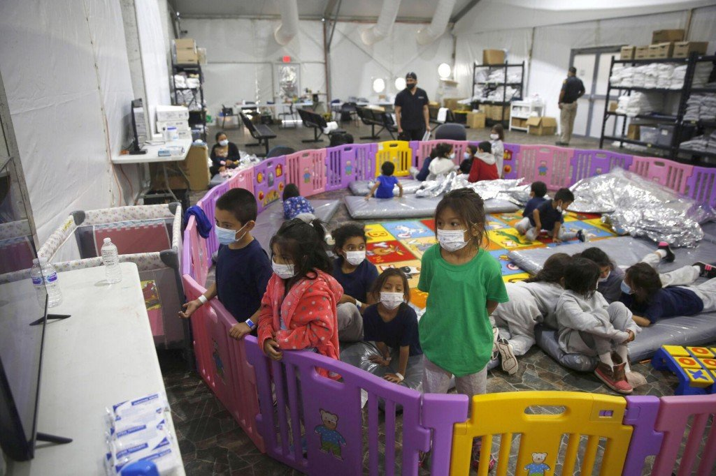 New Migrant Facilities Crop Up To Ease Crowding, Again