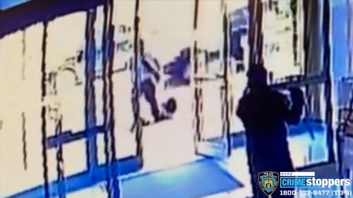 Two New York Doormen Who Closed The Doors While An Asian Woman Was Attacked Have Been Fired