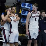 Recap: See Key Moments In The Gonzaga Baylor Championship Basketball Game