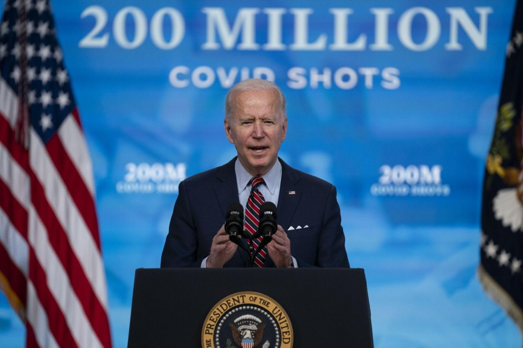 In Fight Against Virus, Biden Looks For Path Back To Normal