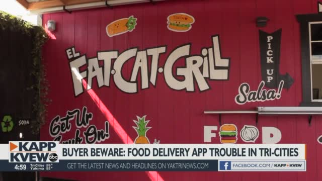 Kennewick Restaurant Wards Off Scammer On Food Delivery App