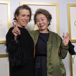 Frances Mcdormand A Double Oscar Winner For 'nomadland'