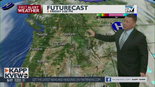 First Alert Weather Friday April 16th