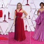 The Oscars Bring Back Red Carpet Glam In Whites, Reds, Gold