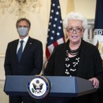 The Latest: Ex Diplomat Named As Us Global Covid Coordinator