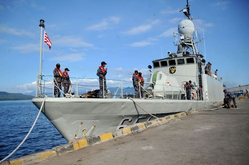 Missing Indonesian Submarine Believed Sunk As Debris Is Found, Navy Says