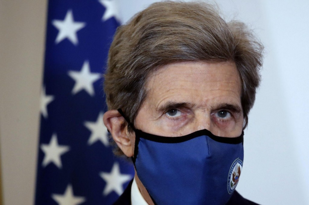India Reaffirms Pledge To Paris Accord In Meeting With Kerry