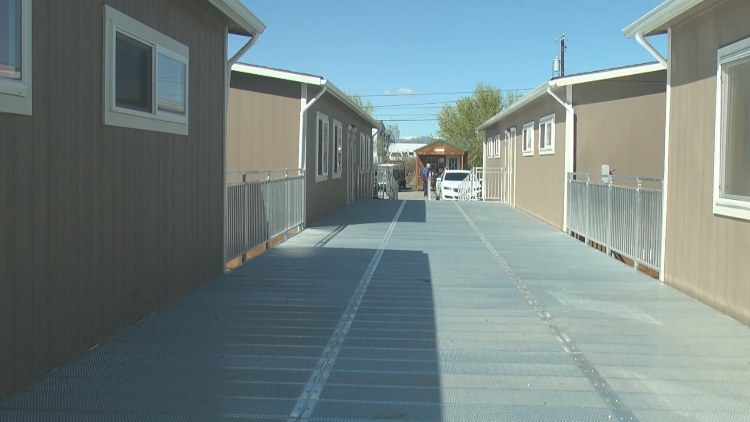 Camp Hope Yakima Portables 1