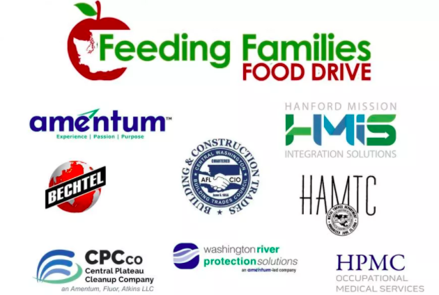 2nd Annual One Hanford Feeding Families Fundraiser benefiting Second Harvest