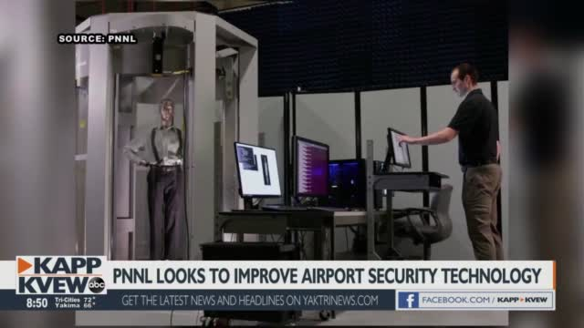 Pnnl Invents Shoe Scanners For Airport Safety