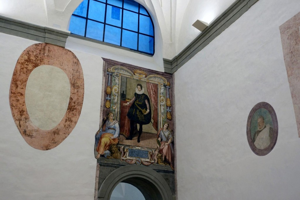 Lost Frescoes To Greet Visitors When Italy's Uffizi Reopens