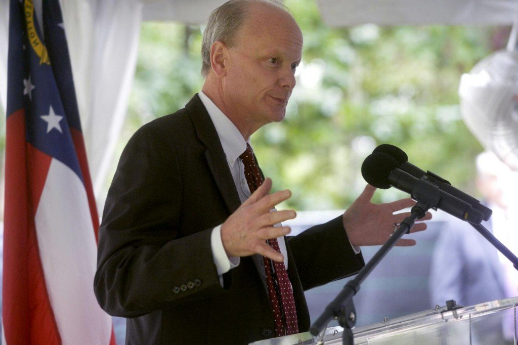Georgia University Regents Pause Search For New Chancellor