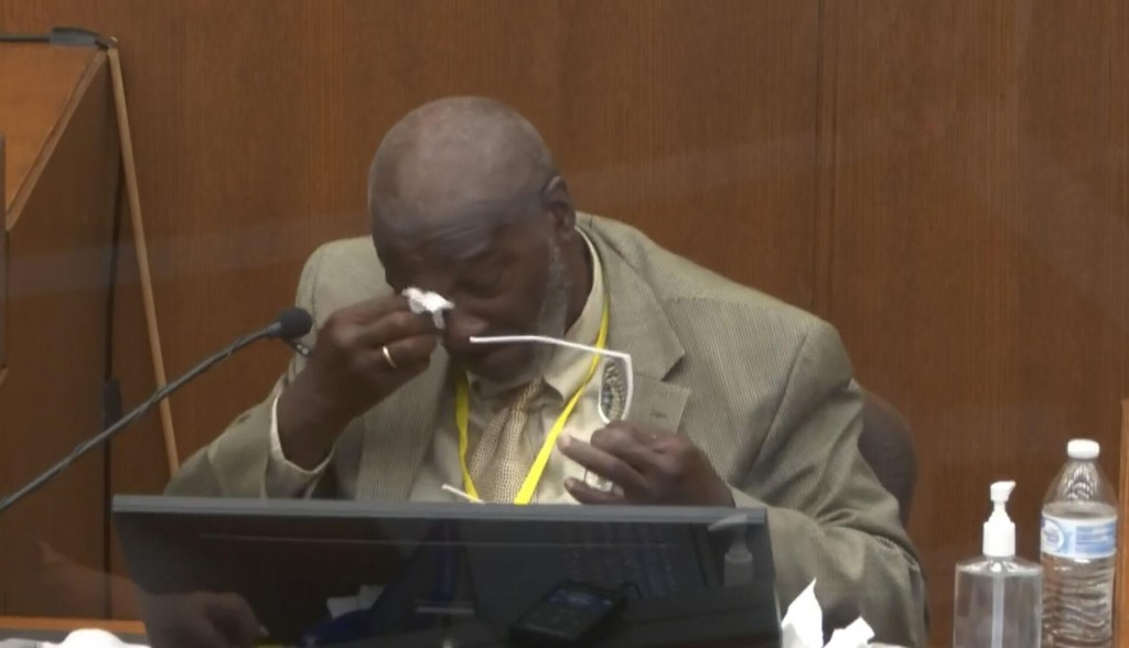 Key Moments At Derek Chauvin's Trial In George Floyd's Death