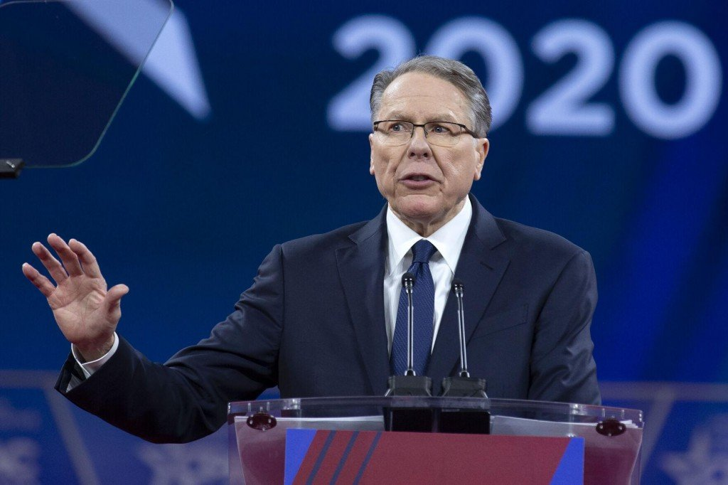 Nra Exec Sheltered On Borrowed Yacht After Mass Shootings