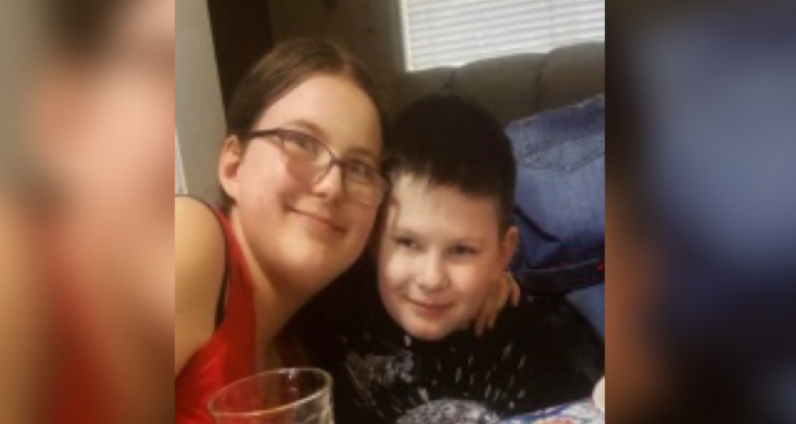 AMBER Alert: Emaleigh Paier, 13, and Liam Hogan, 7