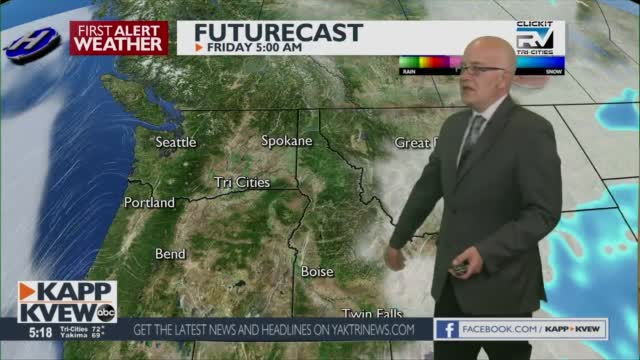 First Alert Weather Wednesday April 14th