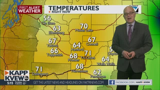 First Alert Weather Tuesday April 20th