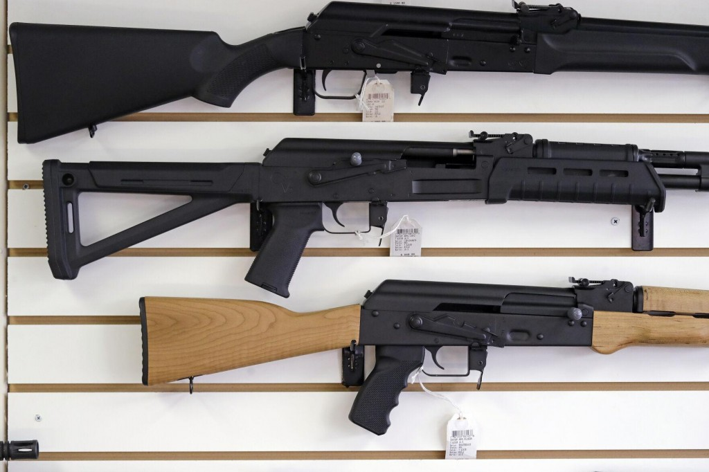 Oregon Gun Storage Law Would Be Among The Toughest In The Us