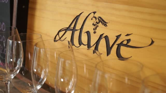 100% Chance Of Wine: Aluve Winery Part 2
