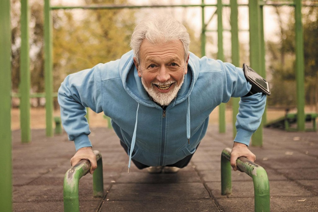 The Best Core Exercises For Older Adults