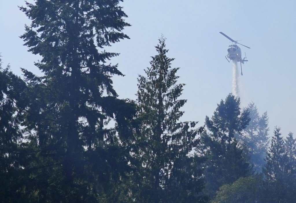 Bill To Prevent And Fight Wildfires Approved By Legislature