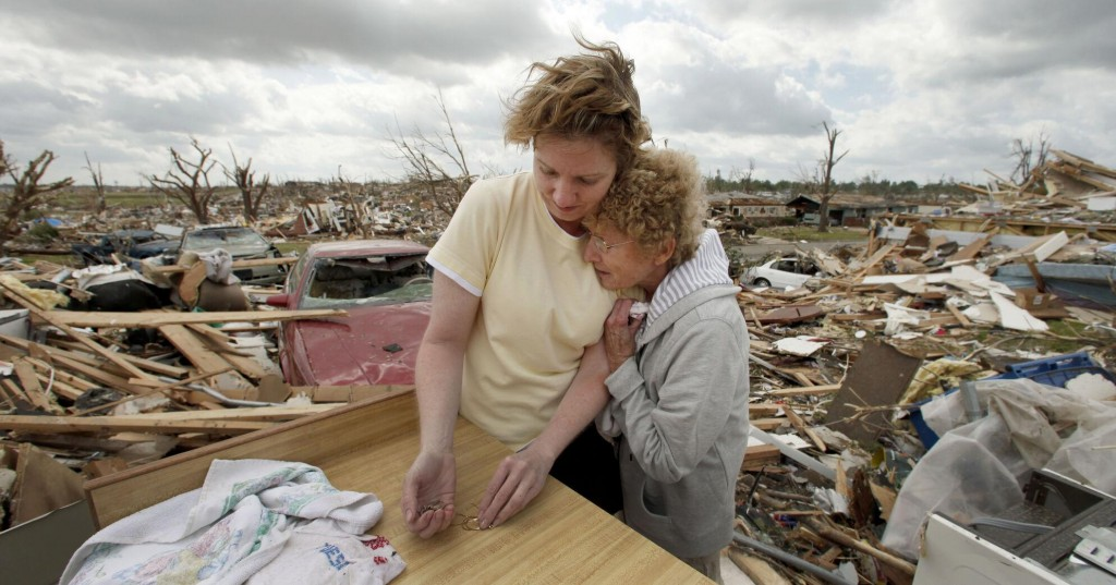 It's Tornado Season: See Where And How Often These Deadly Storms Strike