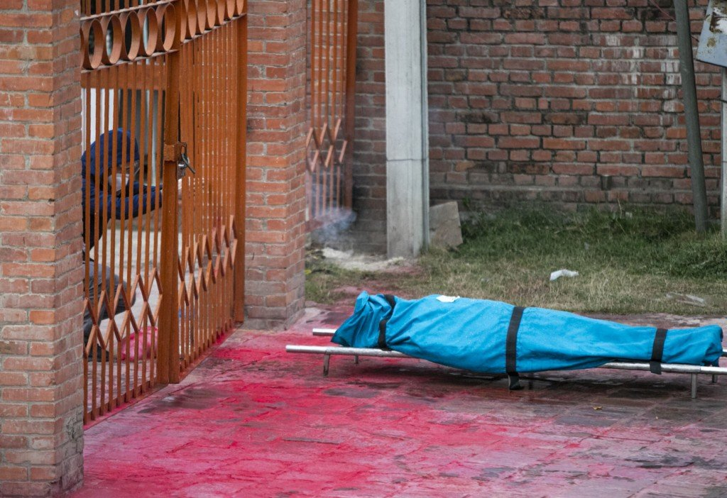 The Latest: Nepal Extends Lockdown For Capital Amid Surge