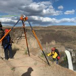 Crews rescue injured hiker from Palouse Falls