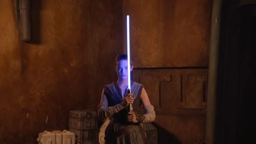 Disney Unveils A Real Life Lightsaber