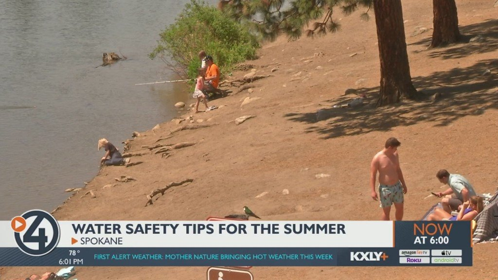 'it's Going To Be Warm Out, So Just Be Careful'; How To Stay Safe On The Water This Summer