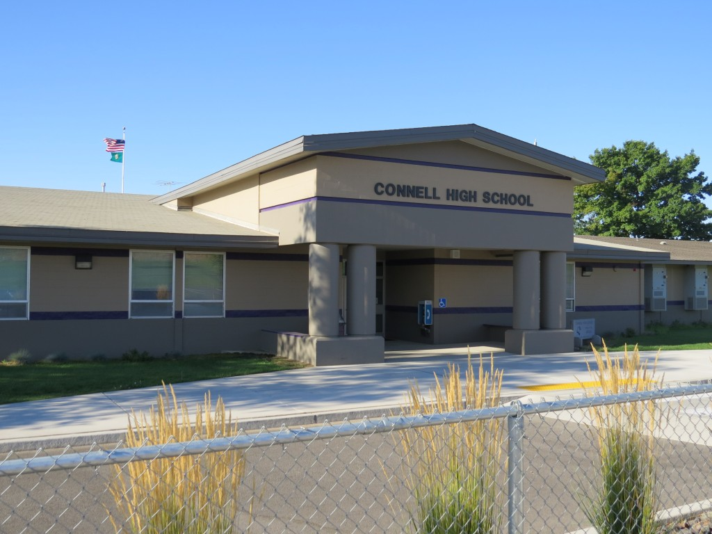 Connell High School