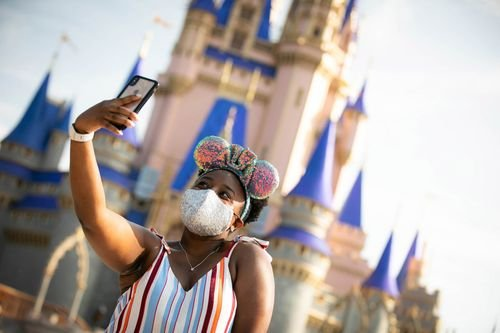 Disney World Changes Mask Requirements For Guests